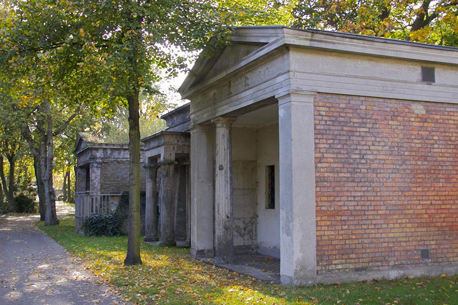 Friedhof Sophien Ii